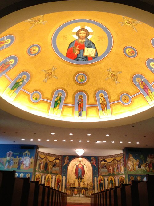 Welcome to Our Parish Website | St  Paul Greek Orthodox Church